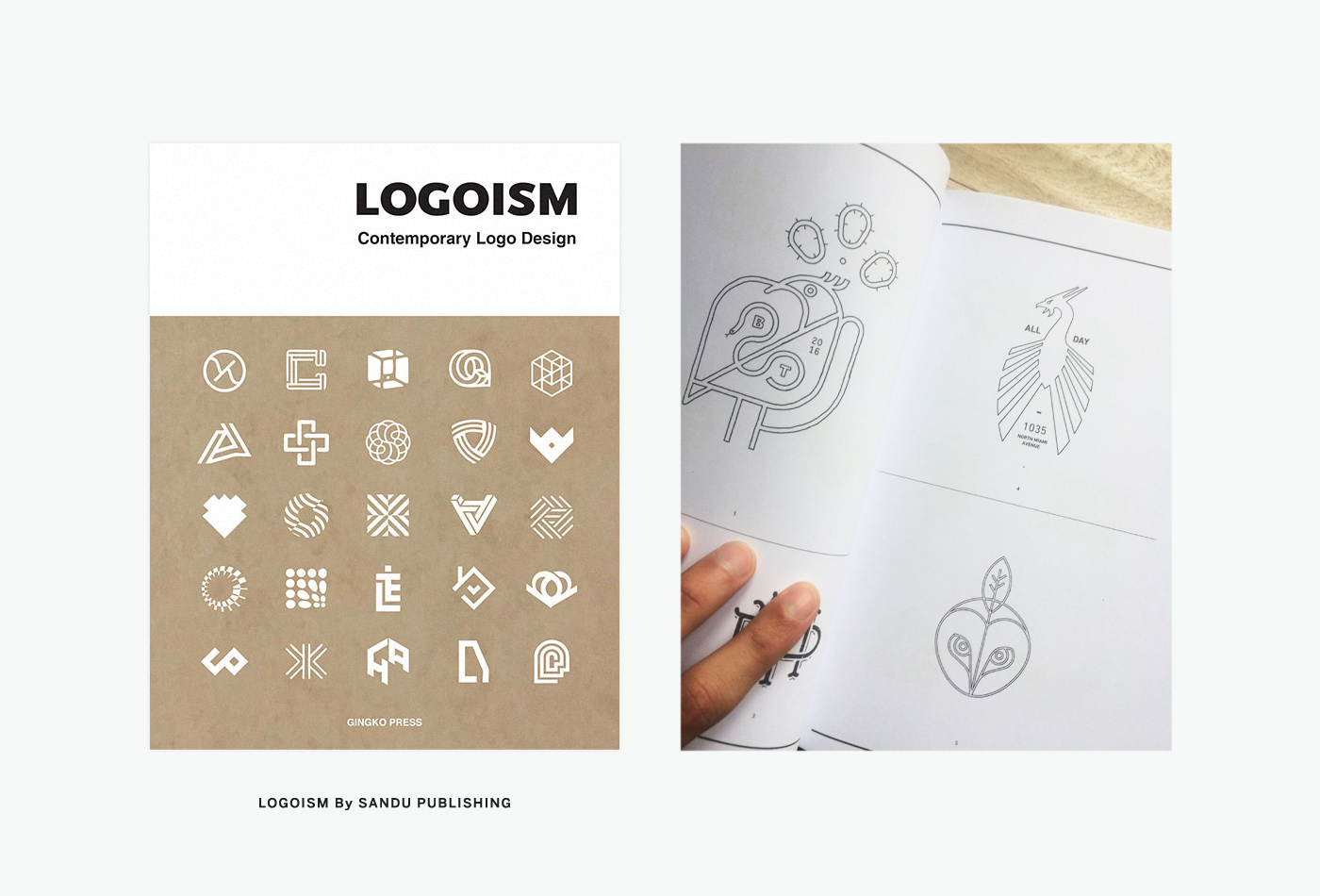 vacaliebres-logoism-sandu-publishing-logos-mrks-book-magazine-graphicdesign-logo
