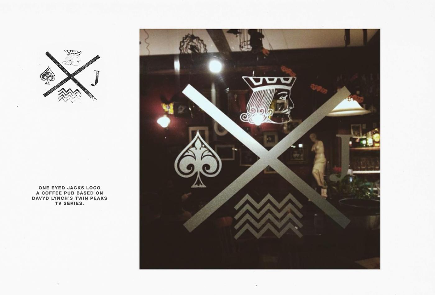 vacaliebres-twin-peaks-oneeyedjacks-david-lynch-coffee-logo-branding