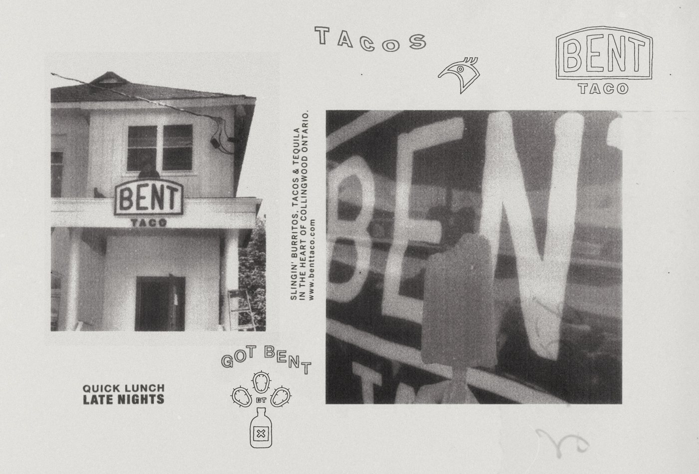 bent-taco-benttaco-signage-collingwood-tacos-vacaliebres-mexican-branding-identity-visual-graphicdesign