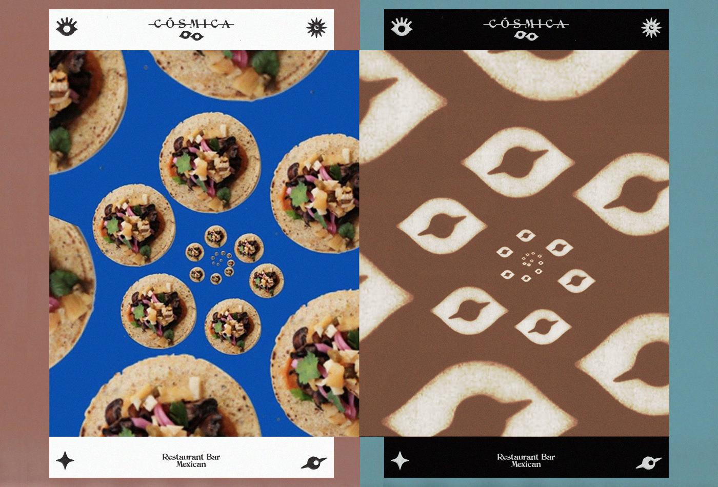 cosmica-cosmicaboston-boston-thebeehive-jackbardy-vacaliebres-branding-mexican-mexico-taco-tacos-cla-mex-logo-branding-identity-cal-mex-burrito-menus