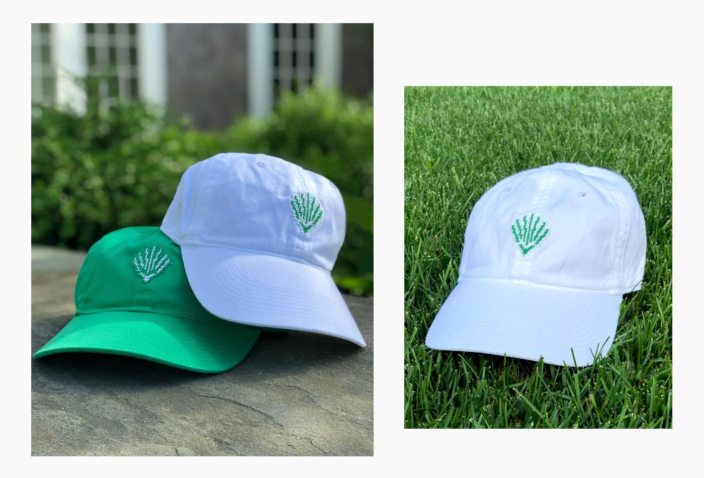 hedge-dress-polo-vacaliebres-hedgehog-logo-hat-cap-smarthers-&-branson